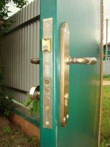 Ключи от калитки от дорхановских ворот - Ремонт ворот дорхан - Мариуполь сервис - Ремонт ворот шлакбаумов ролет