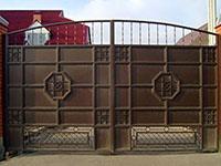 Ворота фото и цены