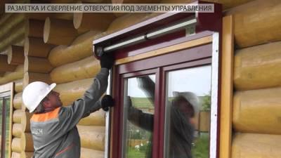 инструкция по установке роллетных ворот - фото 4